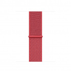 Apple Watch 40mm Band: (PRODUCT)RED Sport Loop (DEMO)