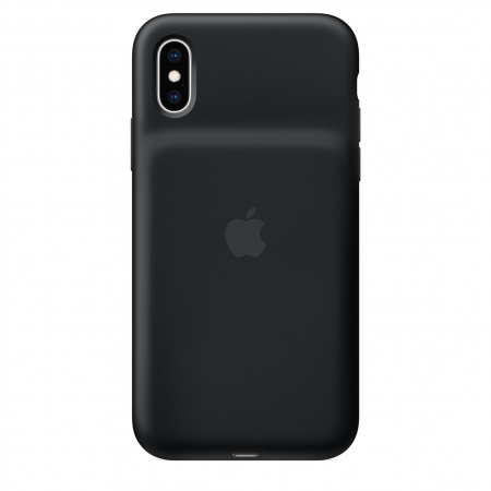 Apple iPhone XS Smart Battery Case - Black