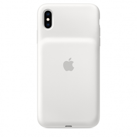 Apple iPhone XS Max Smart Battery Case - White