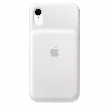 Apple iPhone XR Smart Battery Case - White