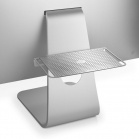 TwelveSouth BackPack 3: adjustable shelf for iMac, Cinema Display