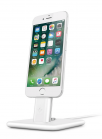 TwelveSouth HiRise 2 Desktop Stand for iPhone; iPad mini - silver