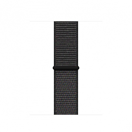 Apple Watch 40mm Band: Black Sport Loop (DEMO)