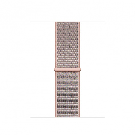Apple Watch 40mm Band: Pink Sand Sport Loop (DEMO)