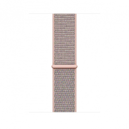 Apple Watch 44mm Band: Pink Sand Sport Loop (DEMO)