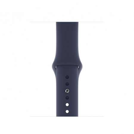 Apple Watch 40mm Band: Midnight Blue Sport Band - S/M & M/L (DEMO)