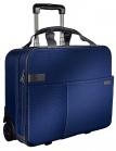 Leitz Complete Carry-On Trolley Smart Traveller - Titan Blue