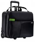 Leitz Complete Carry-On Trolley Smart Traveller - Black