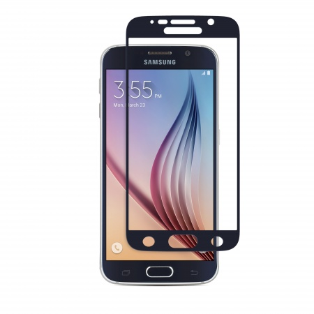 Moshi iVisor Glass for Galaxy S6 - Black