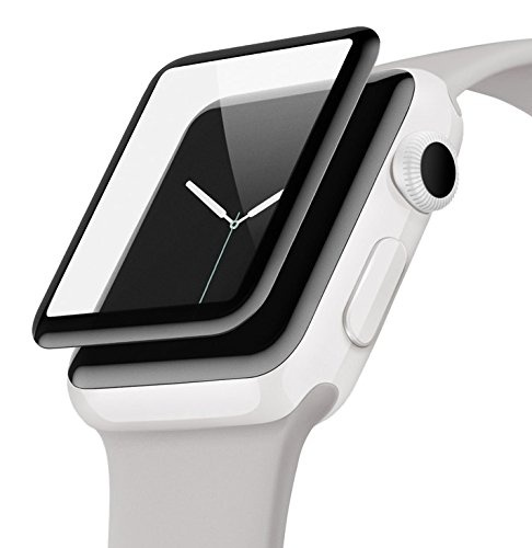 Belkin Ultra Curve Screen Protector for Apple Watch 38mm Series 2/3 with installation frame