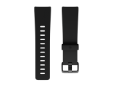 Fitbit Versa Classic Accessory Band Black - Large