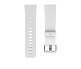 Fitbit Versa Classic Accessory Band White - Large