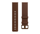 Fitbit Versa Accessory Band Leather Cognac - Large