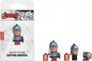 Tribe Marvel Captain America USB Flash Drive 16GB