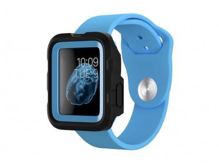 Griffin Survivor Tactical Case Apple Watch (42mm) - Dresden Blue