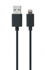 iLuv Premium USB > Lightning kabel (1m) - Black