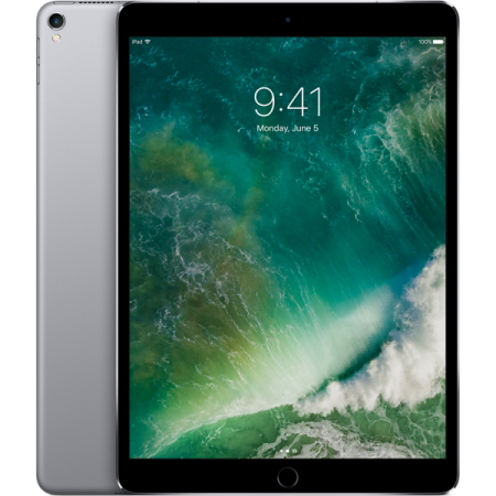 Apple 10.5-inch iPad Pro Cellular 256GB - Space Grey