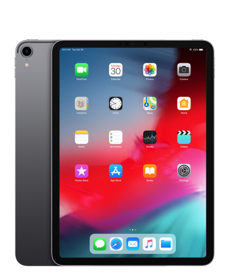 Apple 11-inch iPad Pro Cellular 512GB - Space Grey