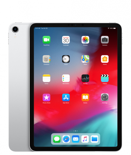 Apple 11-inch iPad Pro Cellular 256GB - Silver