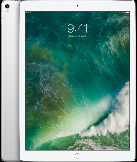 Apple 12.9-inch iPad Pro Cellular 64GB - Silver