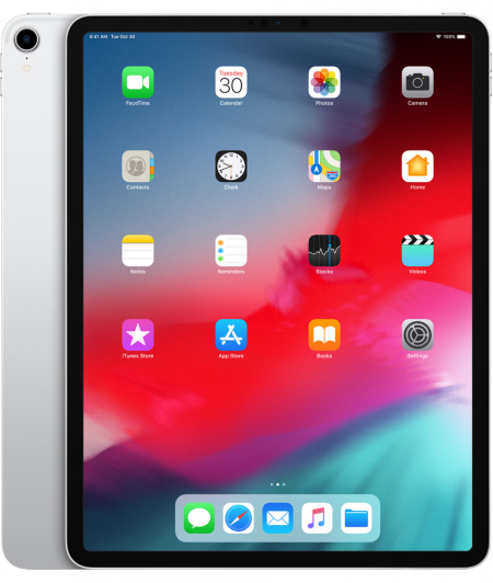 Apple 12.9-inch iPad Pro Cellular 512GB - Silver