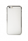 Tucano Elektro snap case for iPhone 6 Plus - Silver