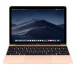 "MacBook 12"" Retina/DC M3 1.2GHz/8GB/256GB/Intel HD G 615 - Gold - CZE KB"