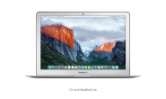 "MacBook Air 13"" i5 DC 1.8GHz/8GB/256GB SSD/Intel HD Graphics 6000 CZE KB"