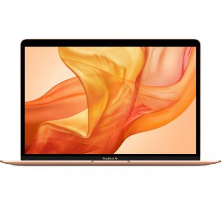 """MacBook Air 13"""" Retina/DC i5 1.6GHz/8GB/128GB/Intel UHD G 617 - Gold - INT KB"""