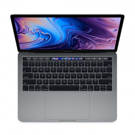 "MacBook Pro 13"" Touch Bar/QC i5 1.4GHz/8GB/256GB SSD/Intel Iris Plus Graphics 645/Space Grey - ROM KB"