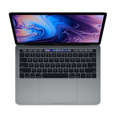 "MacBook Pro 13"" Touch Bar/QC i5 1.4GHz/8GB/128GB SSD/Intel Iris Plus Graphics 645/Space Grey - INT KB"