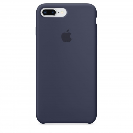 Apple iPhone 8 Plus/7 Plus Silicone Case - Midnight Blue