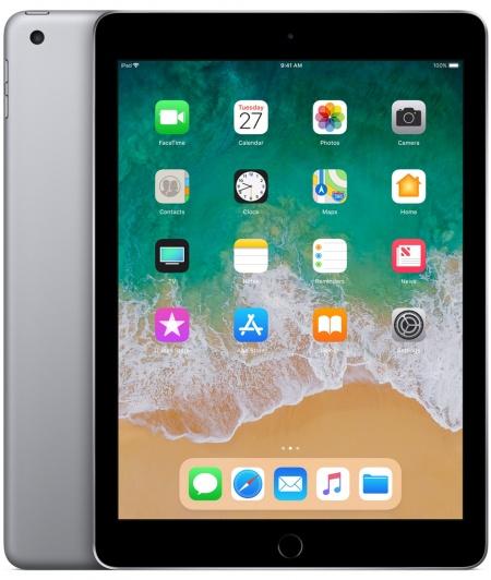 Apple 9.7-inch iPad 6 Cellular 32GB - Space Grey