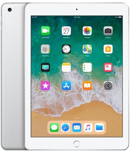 Apple 9.7-inch iPad 6 Cellular 32GB - Silver