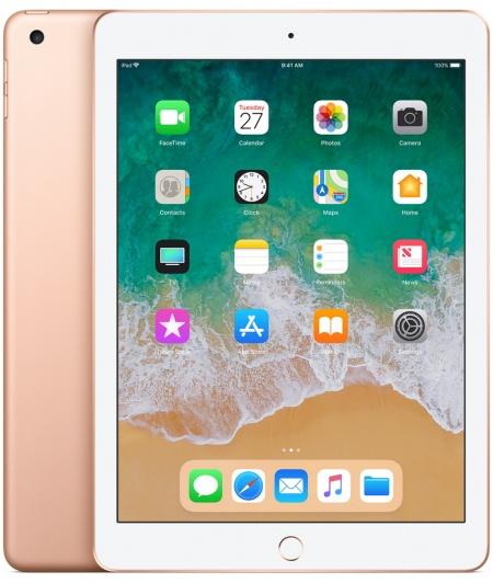 Apple 9.7-inch iPad 6 Wi-Fi 128GB - Gold