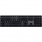 Apple Magic Keyboard with Numeric Keypad - Croatian - Space Grey
