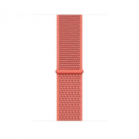 Apple Watch 44mm Band: Nectarine Sport Loop