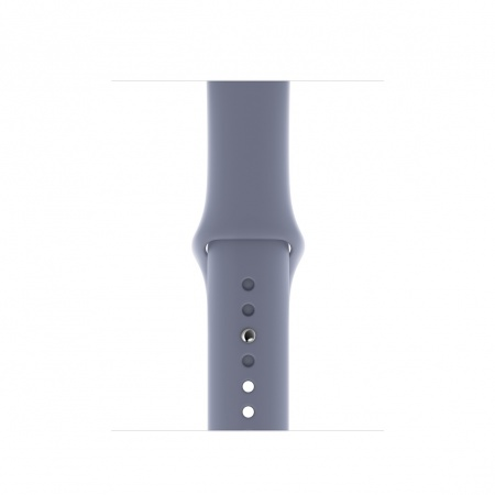 Apple Watch 40mm Band: Lavender Gray Sport Band - S/M & M/L