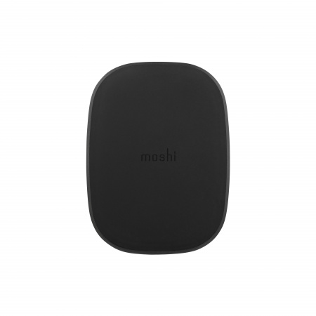 Moshi SnapTo Car Mount with Wireless Charging - Black