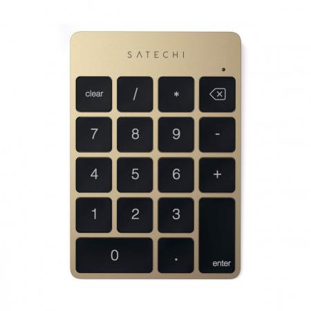 Satechi SLIM Wireless Keypad - Gold