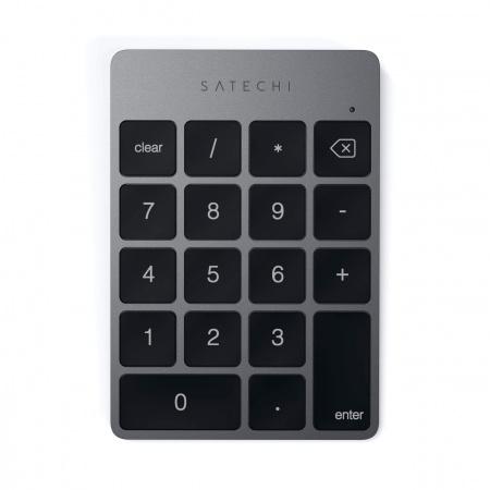 Satechi SLIM Wireless Keypad - Space Gray