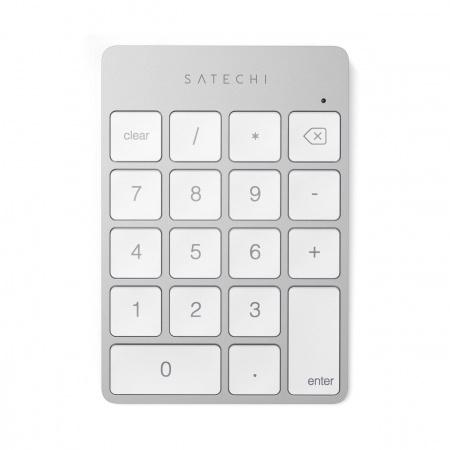 Satechi SLIM Wireless Keypad - Silver