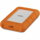 Lacie 2TB Rugged Secure USB 3.1 Type C w/ Rescue