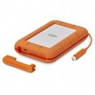 Lacie 500GB SSD Rugged Thunderbolt & USB 3.1 Type C