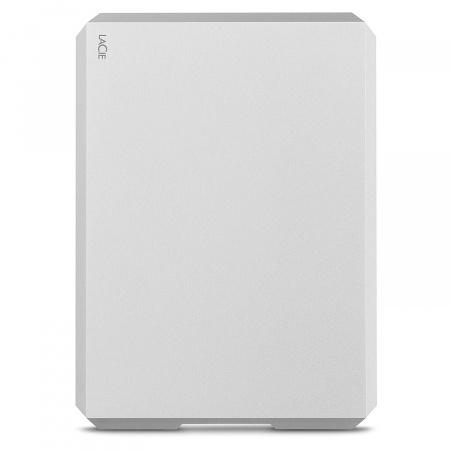 Lacie 2TB Mobile Drive USB 3.1-C Silver