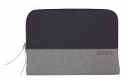 STM Grace Sleeve 15inch - cloud grey